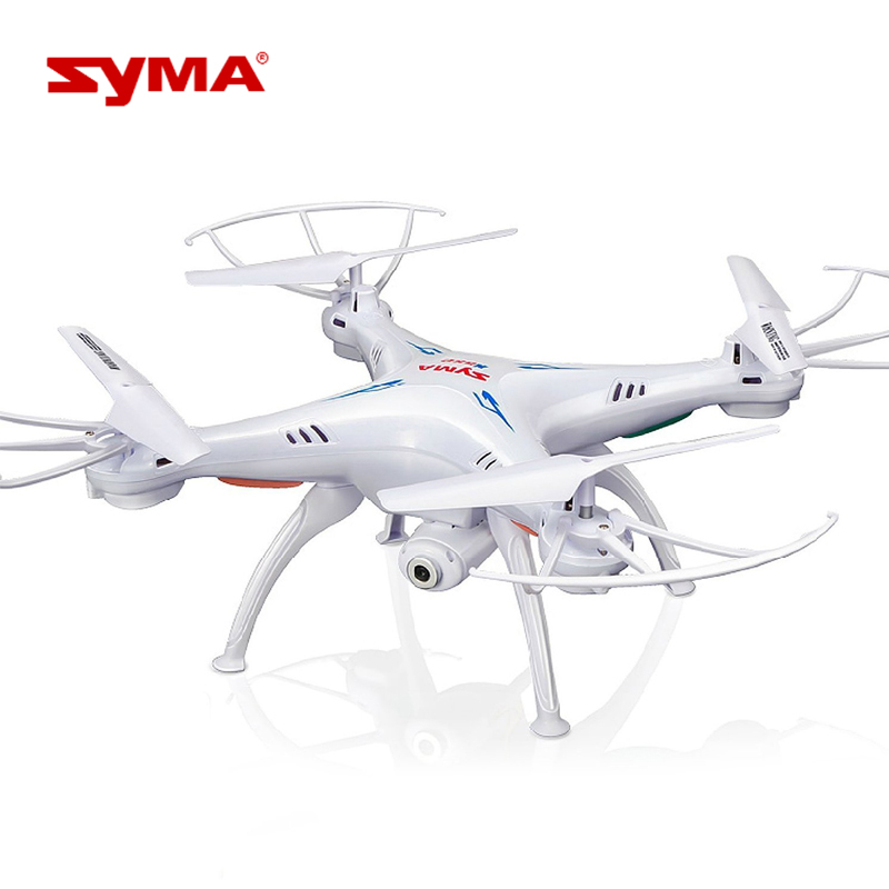 Syma X5SW Drone Explorer 2.4G 4CH 6-Axis Gyro RC Headless Quadcopter with 0.3MP HD Wifi Camera FPV Aircraft Toys цена