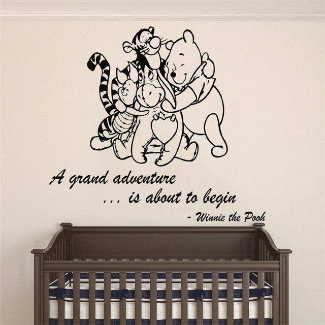 Winnie Pooh Friends A Grand Adventure Is About To Begin Quote Baby Classy Quotes From Winnie The Pooh About Friendship