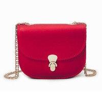 2017 New Fashion Mini Handbags Women Bags Crossbody Bags Hand Bag Purse Sling Chain Shoulder Women
