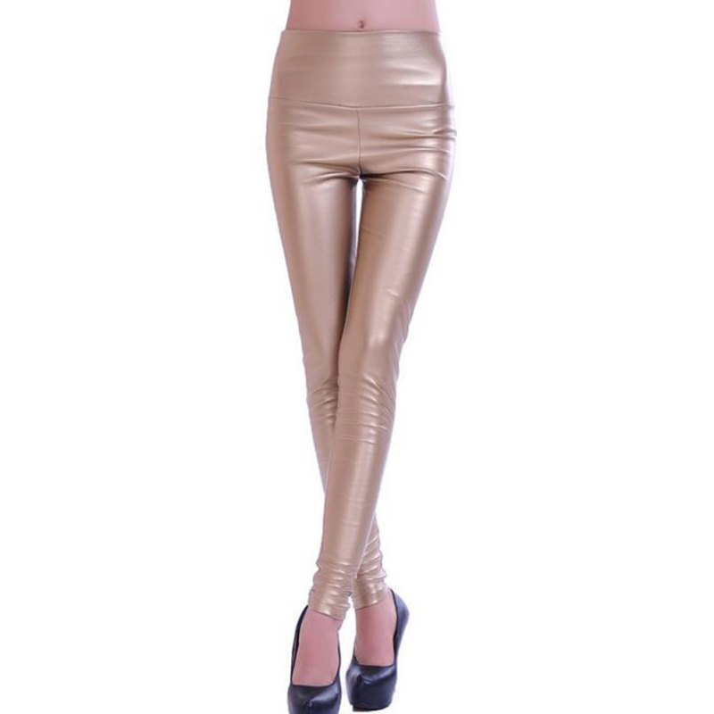 Online Buy Wholesale faux leather leggings from China faux leather ...