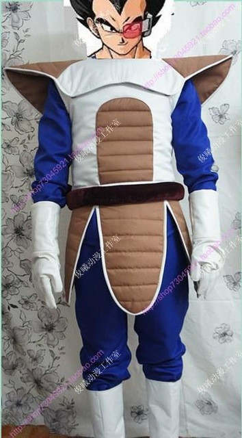 Dragon Ball Vegeta Cosplay Costume-in Anime Costumes from Novelty ... 42dbe8adb