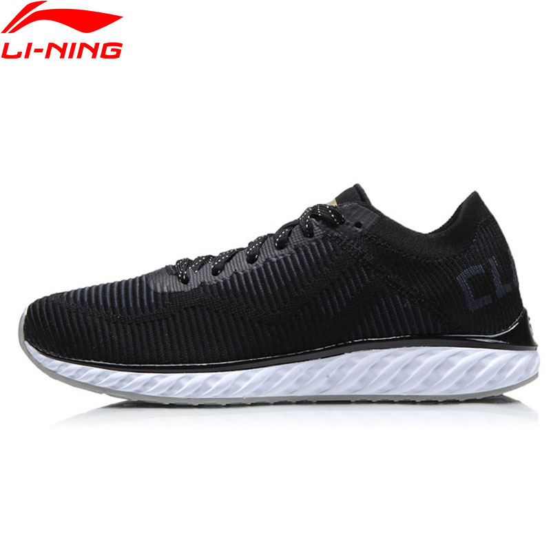 Li-Ning Men Light Running Shoes Weight LN CLOUD IV Comfort Sports Shoes LiNing Sneakers ARHM025 XYP548 original li ning men professional basketball shoes