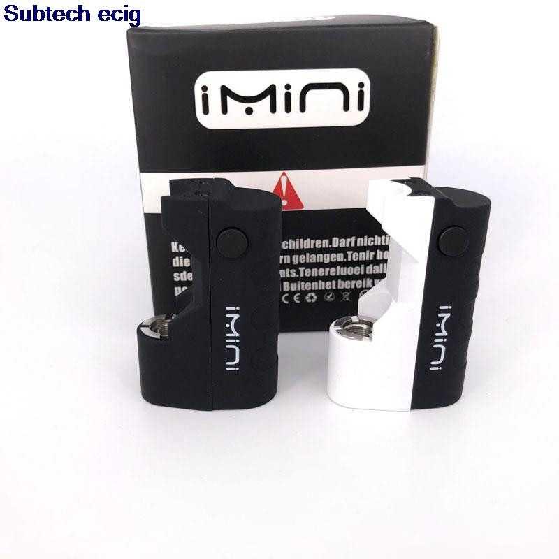 Imini V1 Thick oil Cartridges Vaporizer battery 500mAh Box