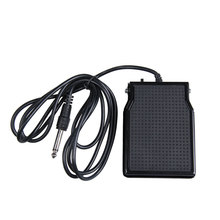Universal Sustain Pedal Foot Switch Keyboard SP20 Sustain Pedal Foot Switch for some Piano Black H1E1
