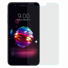 2pcs/lot Tempered Glass Screen Protector Explosion-proof Front Guard Films For LG K30/K10 2018/K10 Alpha/Premier Pro LTE