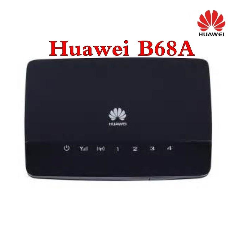 Huawei B68A WiFi 300Mbps b / g / n 3G (HSPA +) 21Mbps - ქსელის აპარატურა - ფოტო 1