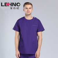 Surgical Clothes Washing Clothes Short sleeved Brush Hand Clothing Men Scrub uniforms