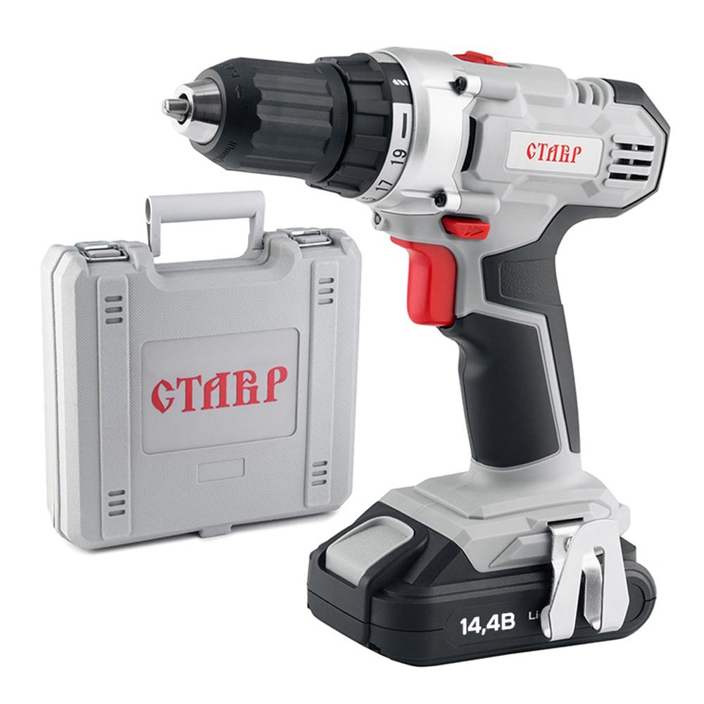 цена на Cordless Drill/Driver Stavr DA-14,4/2LK