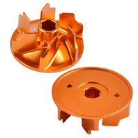 CNC Orange Water Pump Impeller for KTM 300 350 85 125 150 250 SX SXF Factory Edition XC XCW EXCF 2016 2017 2018 OEM 79235055044
