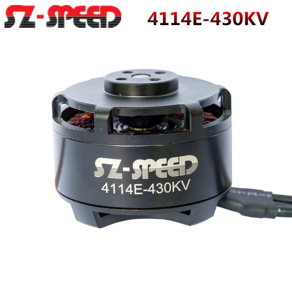 F-Cloud Sz - Speed New Pilot 4114 E - 430 Kv Industrial Model Aerial UAV Brushless Motor cb usb5 cb usb6 12pin camera usb data cord cable for olympus sz 10 sz 11 sz 14 sz 20 sz 31mr om d e m5 tg 1 tough 3000 camera