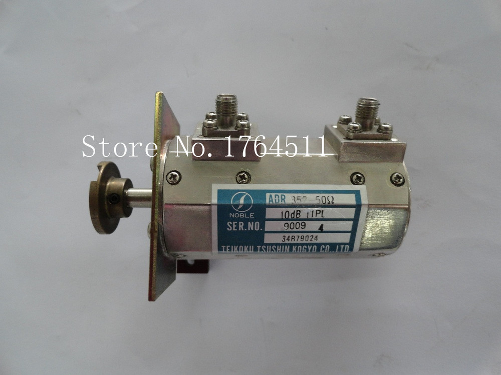 [BELLA] Adjustable Step Attenuator NOBLE A 352-50 0-100dB DC-1.5GHz DR