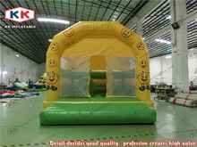 mini inflatable bouncer/ inflatable bouncer for family party/ inflatable bouncer for indoor