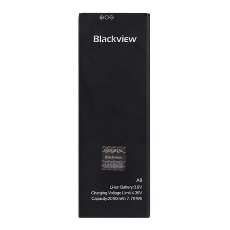 Battery for Blackview A8 2050 mAh 100 New Original Replacement Battery