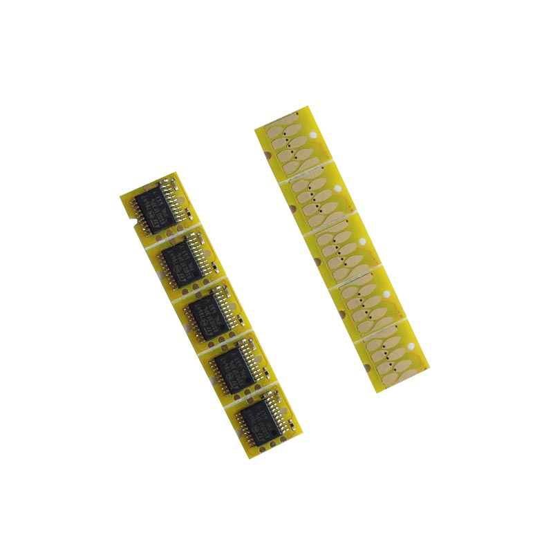 Reset chips Stop118 Maintenance