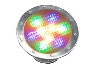 9w IP68 stainless steel rgb led swimming pool light AC/DC12v led underwater lamp with over-load protection easy and safe to use  цены