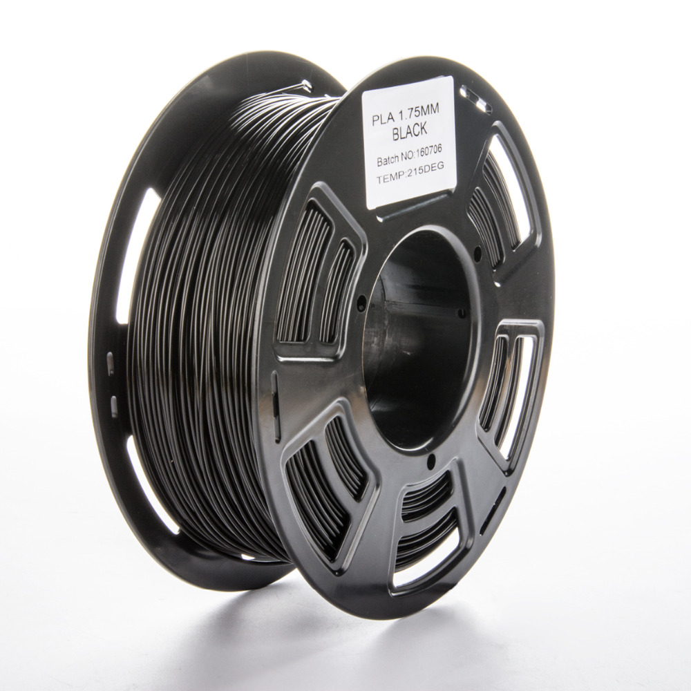 Worldwide Fast Delivery Direct Manufacturer 3D Printer Material 1 kg 2.2 lb 1.75mm 30% Carbon Fiber PLA Filament worldwide fast delivery manufacturer 3d printer material 1kg 2 2lb soft 3mm flexible grey tpu filament