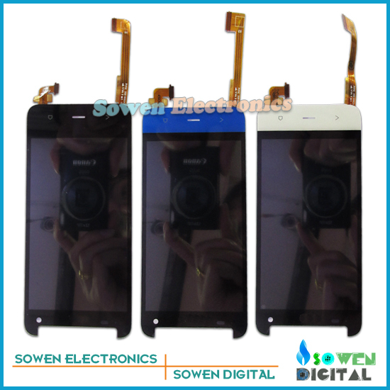 ФОТО for HTC butterfly mini X920E MINI LCD display screen with touch screen digitizer assembly full set,,white blue black