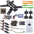 Sunfounder sf210 210mm diy kit quadcopter fpv 4 ejes de fibra de carbono de carreras (Nazeflight32 MT16-S Motor EMAX 12A ESC 5045 Apoyos)