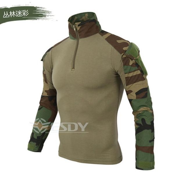 3015d9976596 2018 Marka Hot Wojskowy Kamuflaż Wojskowy Żaba Wodoodporna Kurtka Trench  Coat kurtka wojskowa męska Kurtka i