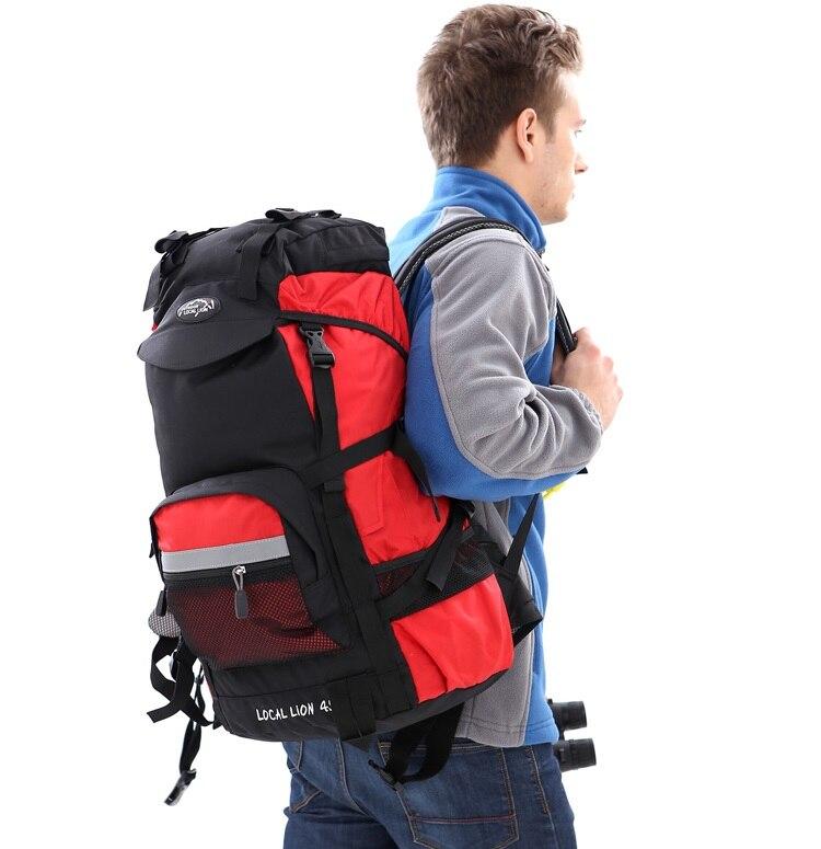 45l ourdoor impermeavel mochila esportes mochila caminhadas 04