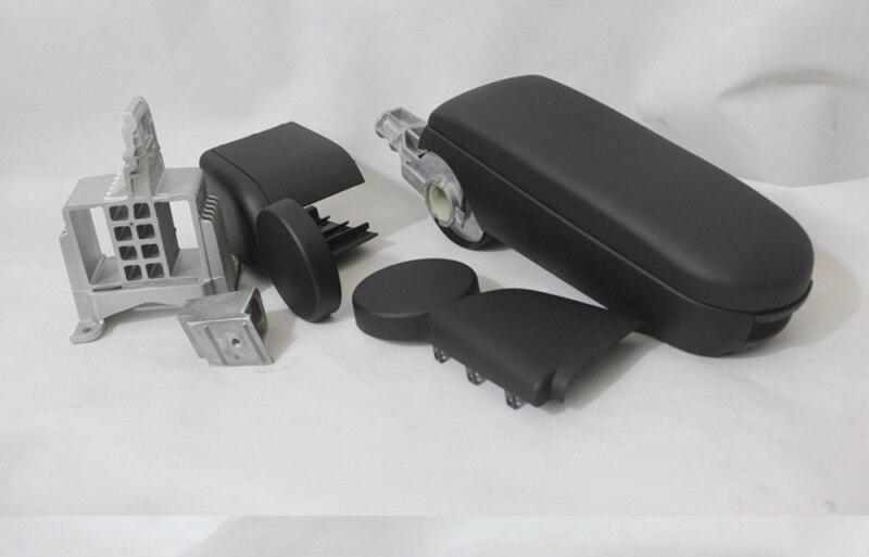 Pour Fabia accoudoir boîte Roomster main courante boîte avec intermédiaire main courante boîte de rangement boîte