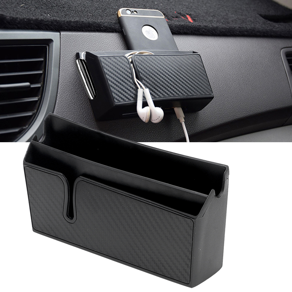 MJ style 2PCS//1PCS Car Seat Gap Catcher Organizer Storage Box Cup Holder PU Leather Seat Console Organizer Pocket for Wallet Cellphone Coins Keys Cards Drink Cups Glasses Black