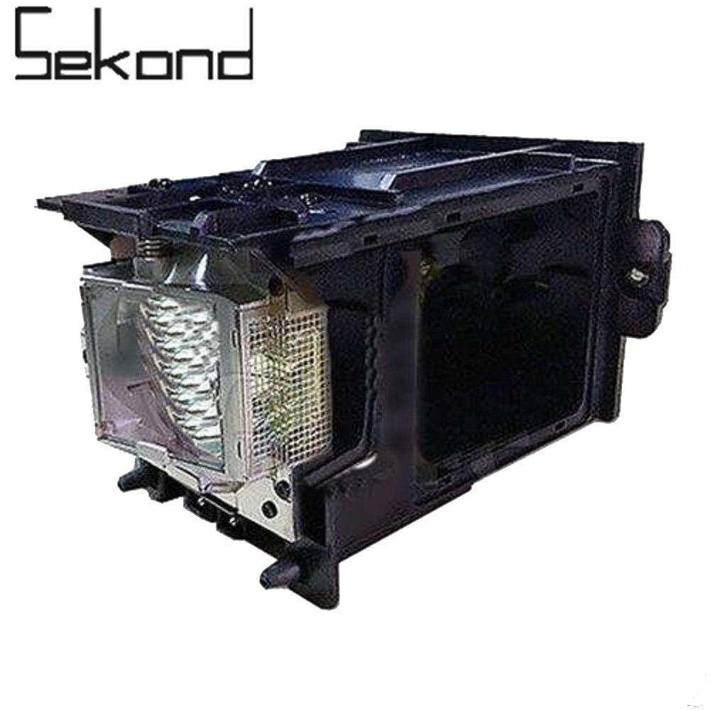 все цены на SEKOND Original USHIO bulb NP-9LP01 / 1165205 Projector Lamp W/Housing for NEC NC-900C NC900 NC900C NC901C-A+ NC900C+ онлайн