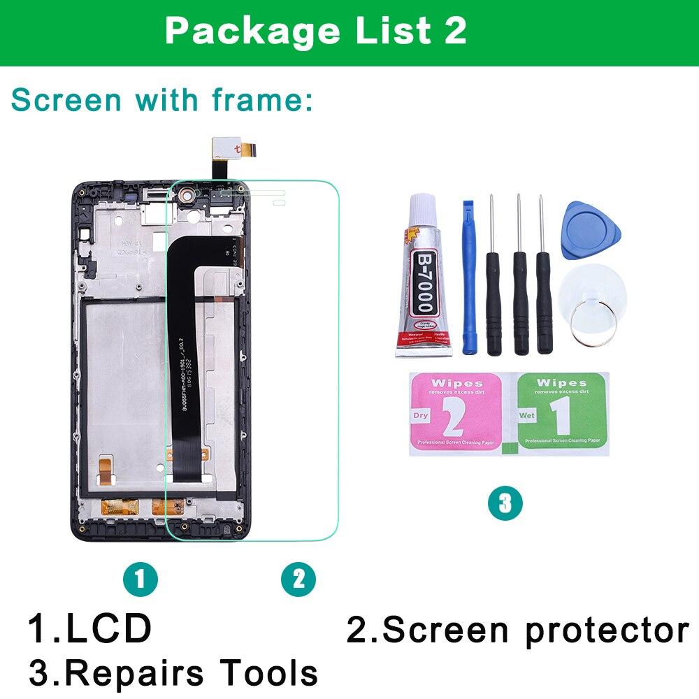 Display Touch Screen per Xiaomi Redmi Note 2 Note2 Phone 1920*1080 16