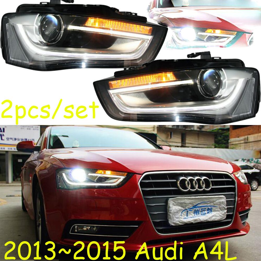 HID,2013~2016 Car Styling for Audl A4L <font><b>Headlight</b></font>,canbus ballast,A4L Fog lamp,A4,A5,<font><b>A8</b></font>,Q7,S3 S4 S5 S6 S7 S8,A3 head lamp image