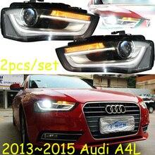 HID, 2013 ~ 2016 için araba Styling audi A4L far, canbus balast, A4L sis lambası, a4, A5, A8, Q7, S3 S4 S5 S6 S7 S8, A3 kafa lambası
