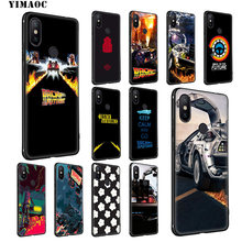 YIMAOC Back To The Future Movie Soft Case for Xiaomi Mi 9T 9 8 Se 6 MAX 3 A1 A2 Lite MiA1 MiA2 CC9E CC9 6X 5X POCOPHONE F1(China)