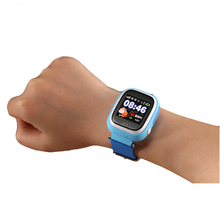 Smart Watch Child GPS WIFI Bluetooth Anti-lost SOS Call Location Finder SIM Card For Childrens Watches