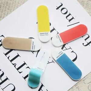 Универсальный держатель для пальца, кольцо для телефона мобильный телефон, многофункциональный держатель, умная задняя наклейка для iphone, ...