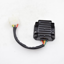 Motorcycle 5 Wire Voltage Regulator Rectifier For GY6 KYMCO Agility