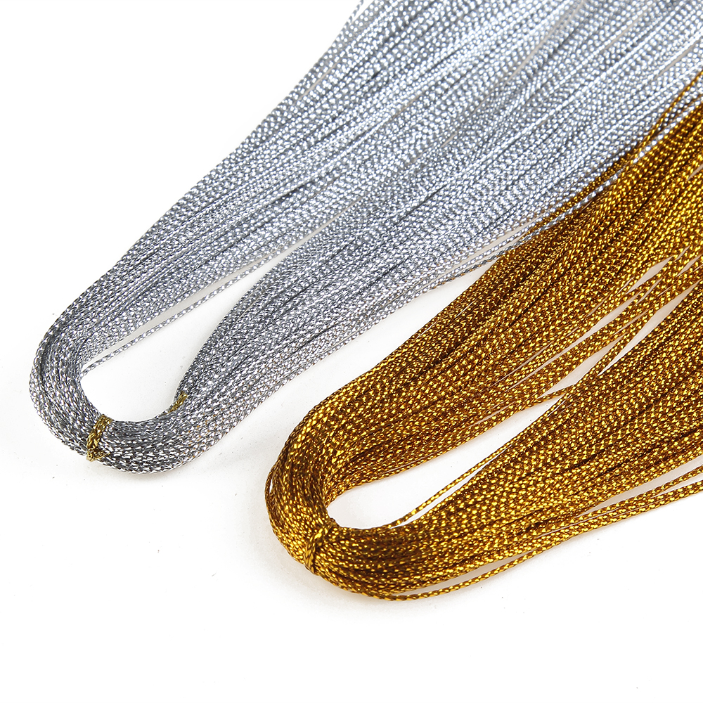 Super Strength 100 Meters Durable Waxed Polyester Cord Fit For Braided Bracelet Necklaces