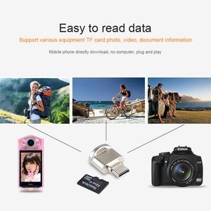 Image 5 - 2020 חדש USB 3.1 סוג C כרטיס קורא USB C TF מיקרו SD OTG מתאם סוג C זיכרון כרטיס קורא עבור סמסונג/Macbook עבור Huawei LeTV