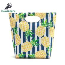 Picnic Bag Portable Insulated Lunch Bag Thermal Food Cartoon Bags Bench Cooler Food For Outdoor Camping Hiking Picnic Bag