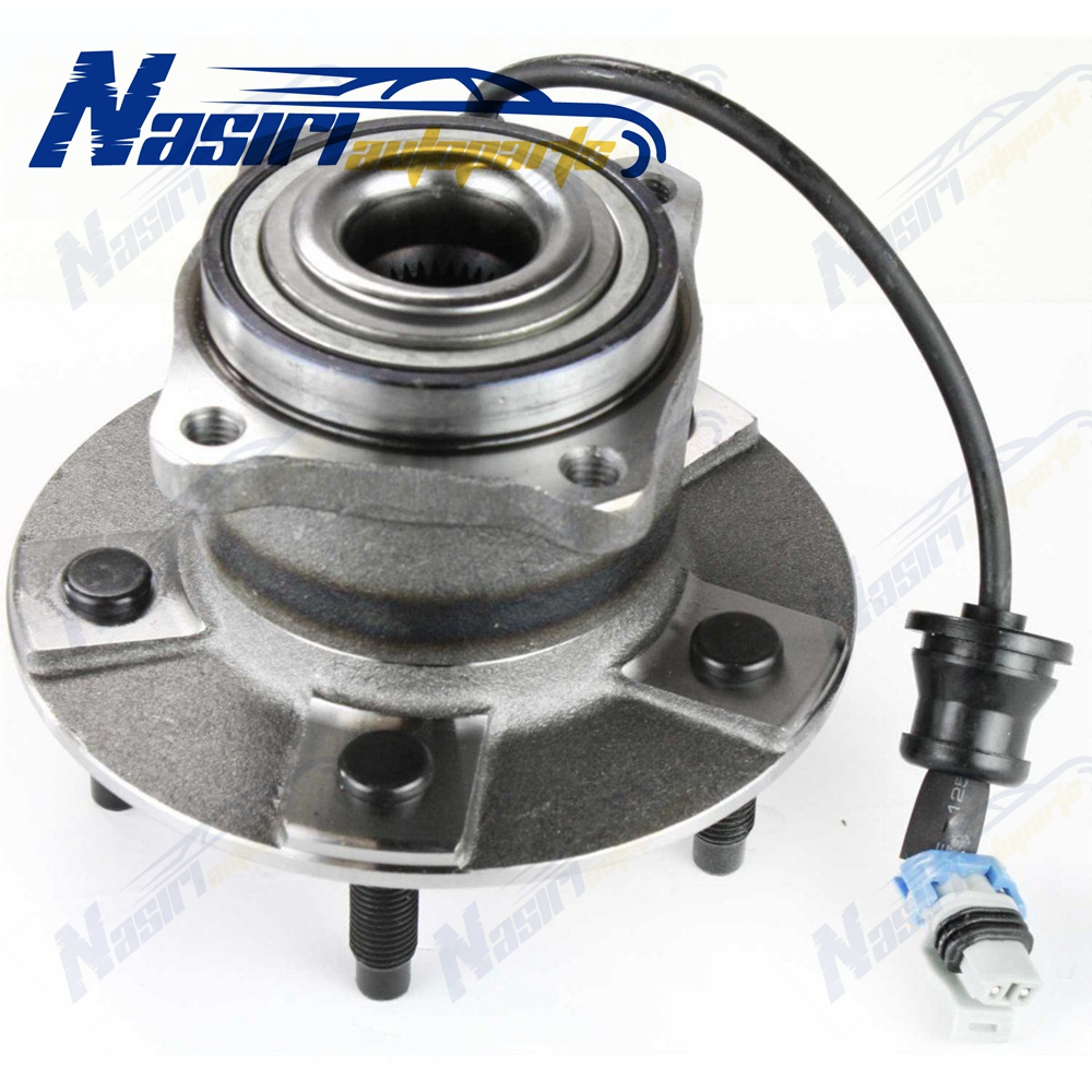 Front /& Rear Wheel Hub /& Bearing Assembly Kit for Equinox Torrent Vue