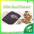 Produtos de Cuidados de saúde Sementes de Chia Extrato Da Cápsula 500 mg * 300 pcs