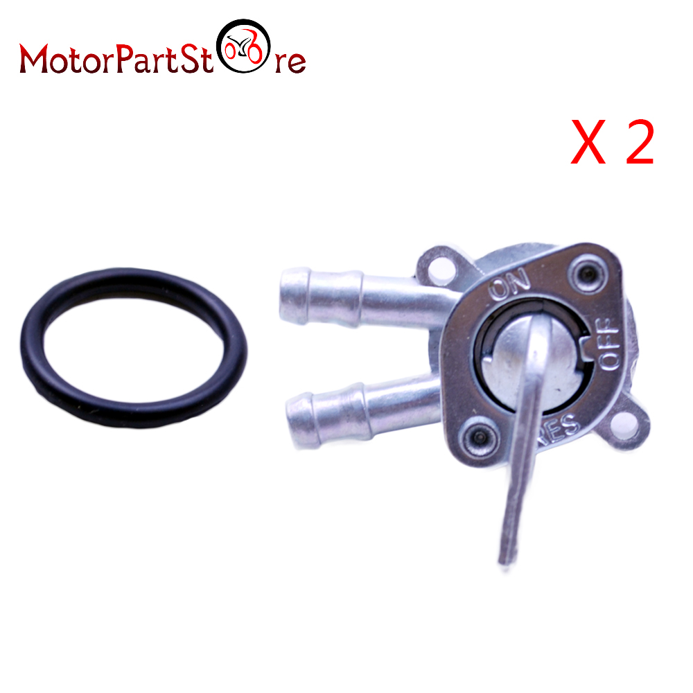 Gas Carburetor Switch Fuel Petcock For Honda Trx70 Trx125