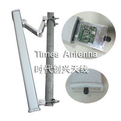 (Can built-in AP)dual-pol 5150-5850MHz 17dbi 90 deg sector antenna