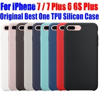 Original Best One TPU Silicon Case For Iphone 7 Plus 6 6S Plus Baby Skin Cover