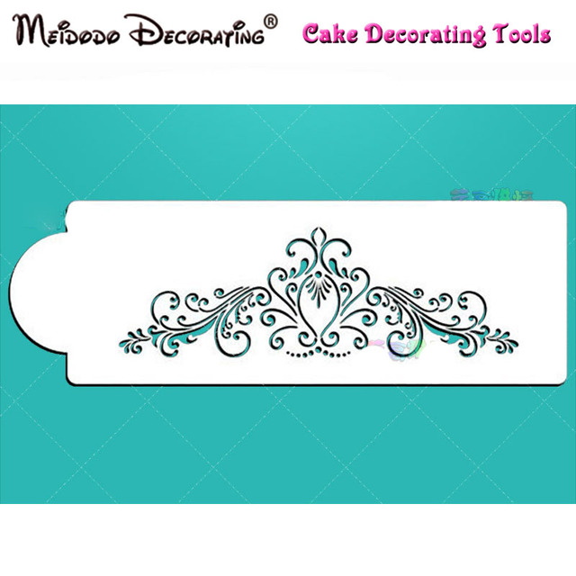 New high quality lace cake chandelier stencil cake lace side plastic new high quality lace cake chandelier stencil cake lace side plastic stencil cake decoration top stencils aloadofball Image collections
