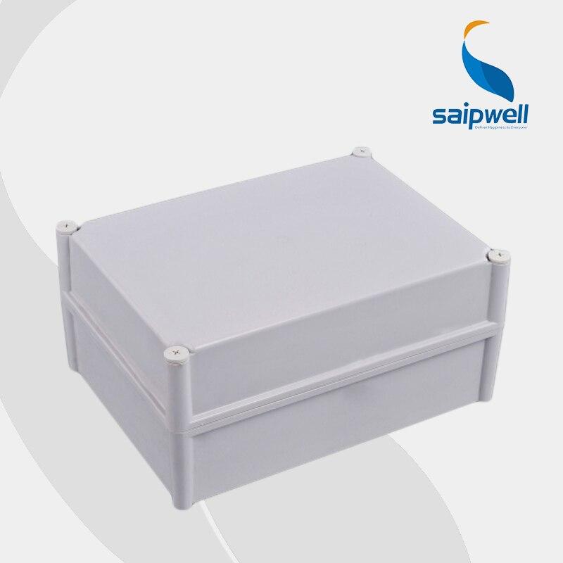 Impermeabile di plastica custodia ABS scatola di giunzione di 380*280*180 millimetri SP-02-382818Impermeabile di plastica custodia ABS scatola di giunzione di 380*280*180 millimetri SP-02-382818