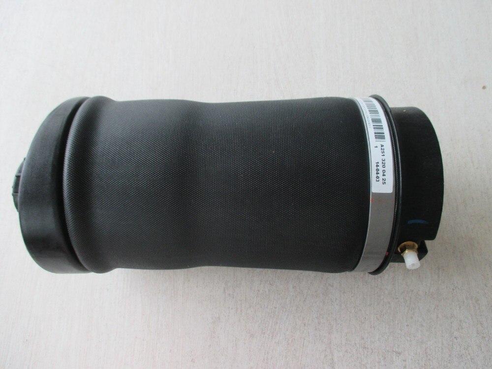 Sorgenti Posteriore pneumatica gas soffietto sacchetto pneumatico molla per benz mercedes w251 2513200425