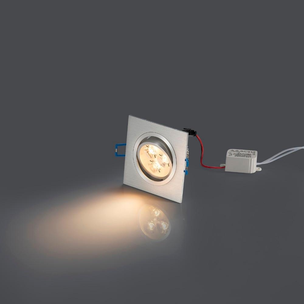 Δωρεάν αποστολή 10pcs / παρτίδα 3W 6W - Εσωτερικός φωτισμός - Φωτογραφία 6