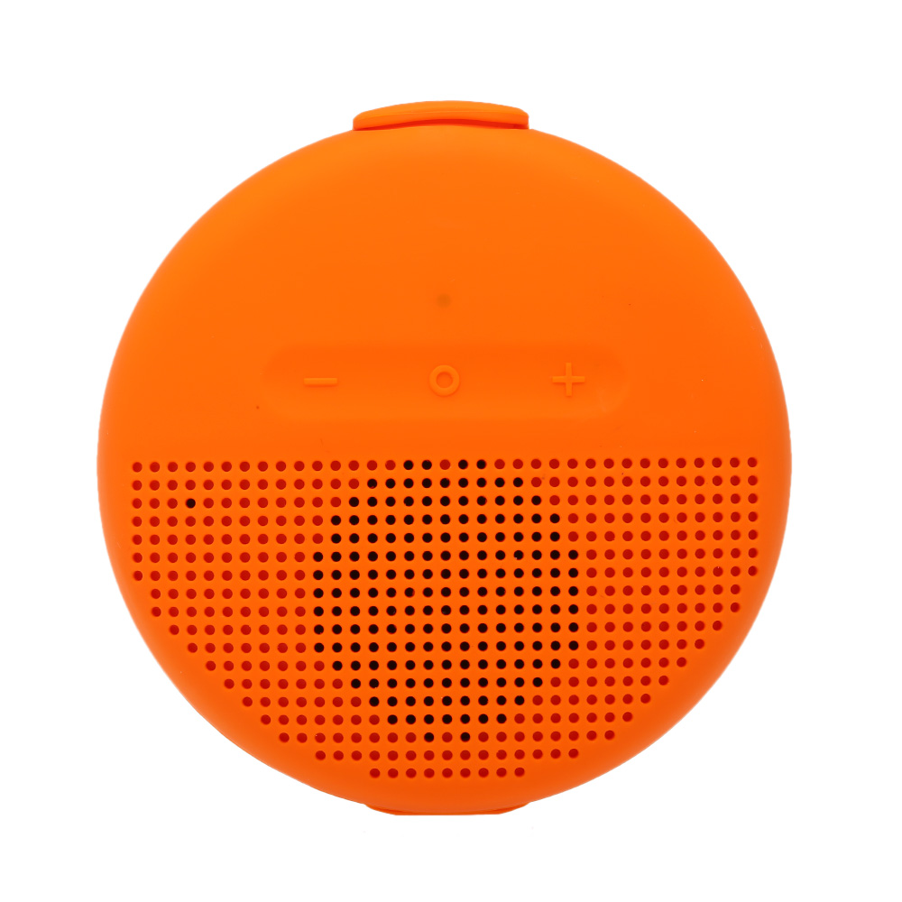 5W Speakers IPX7 Waterproof Portable Wireless Bluetooth Speaker Outdoors Sound Box Horn Silicone Hook Speaker Dropship