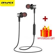 Awei Blutooth Handsfree Wireless Headphone Bluetooth Earphone Headset For Head In Ear Phone Bud K In-Ear Sport Earbud Auricular