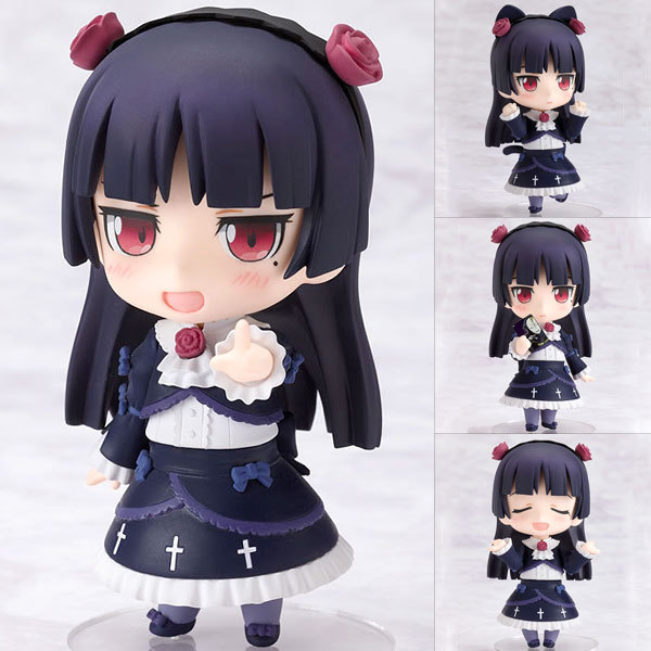 Anime Cute Nendoroid My Little Sister Can't Be This Cute Gokou Ruri #144 PVC Action Figure Collectible Model Toy 10CM KT375