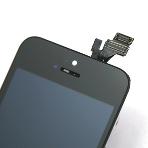 Image 4 - 아이폰 5 LCD 100% 어셈블리 화면 교체 디스플레이에 대 한 10PCS 학년 AAA 터치 스크린 빠른 배송 죽은 픽셀 없음